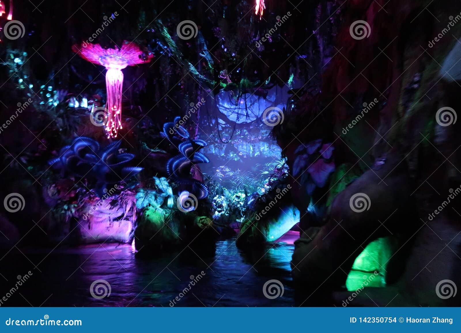 Pandora The World Of Avatar a Walt Disney