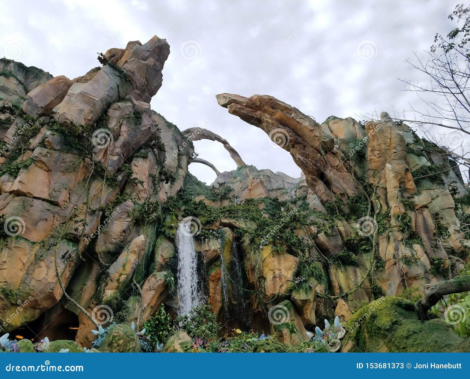 Pandory sceneria od filmu Avatar