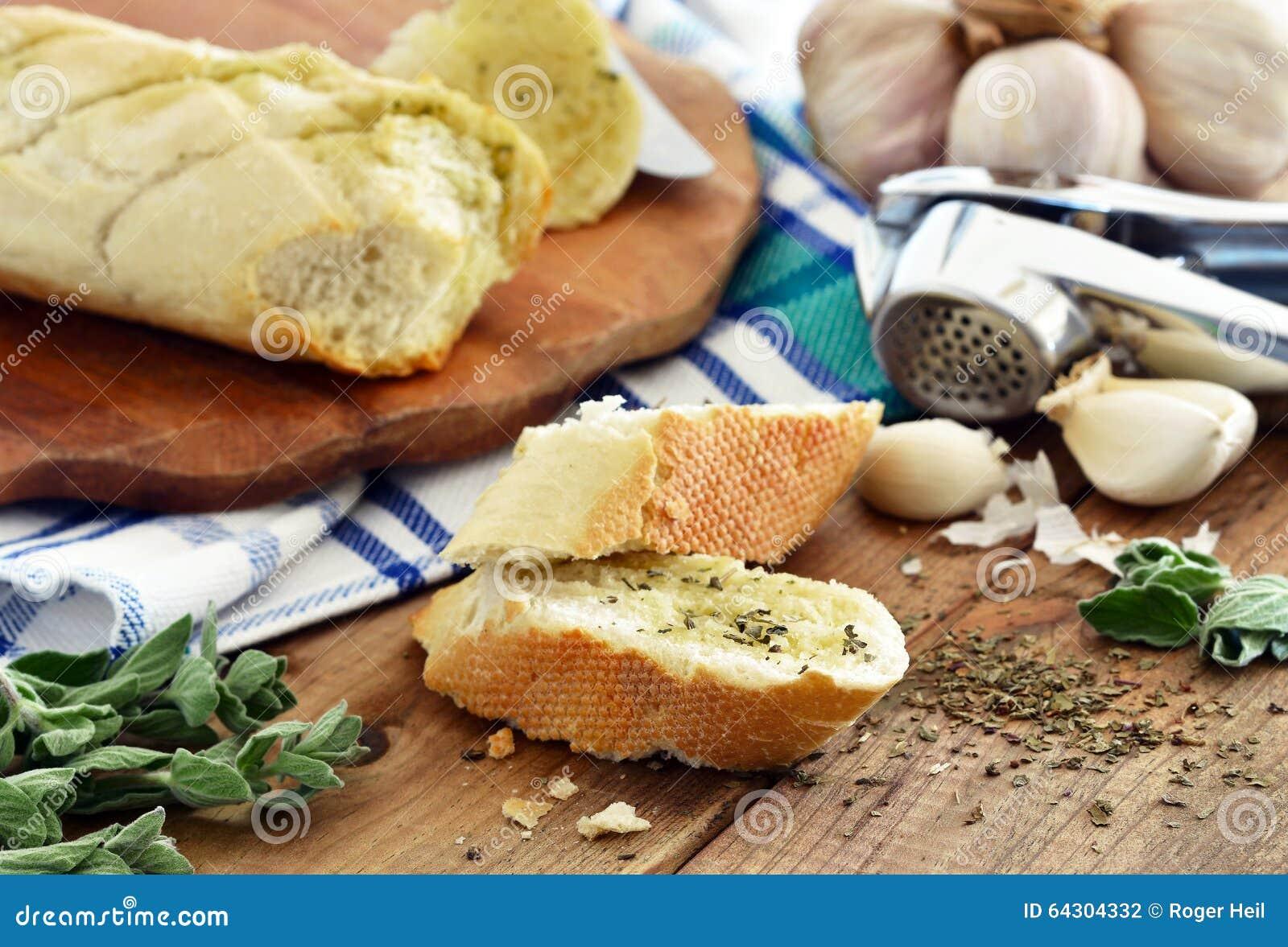 Pane all aglio