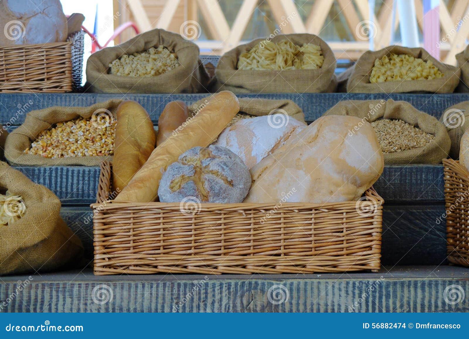 Pane dell Expo di Milano