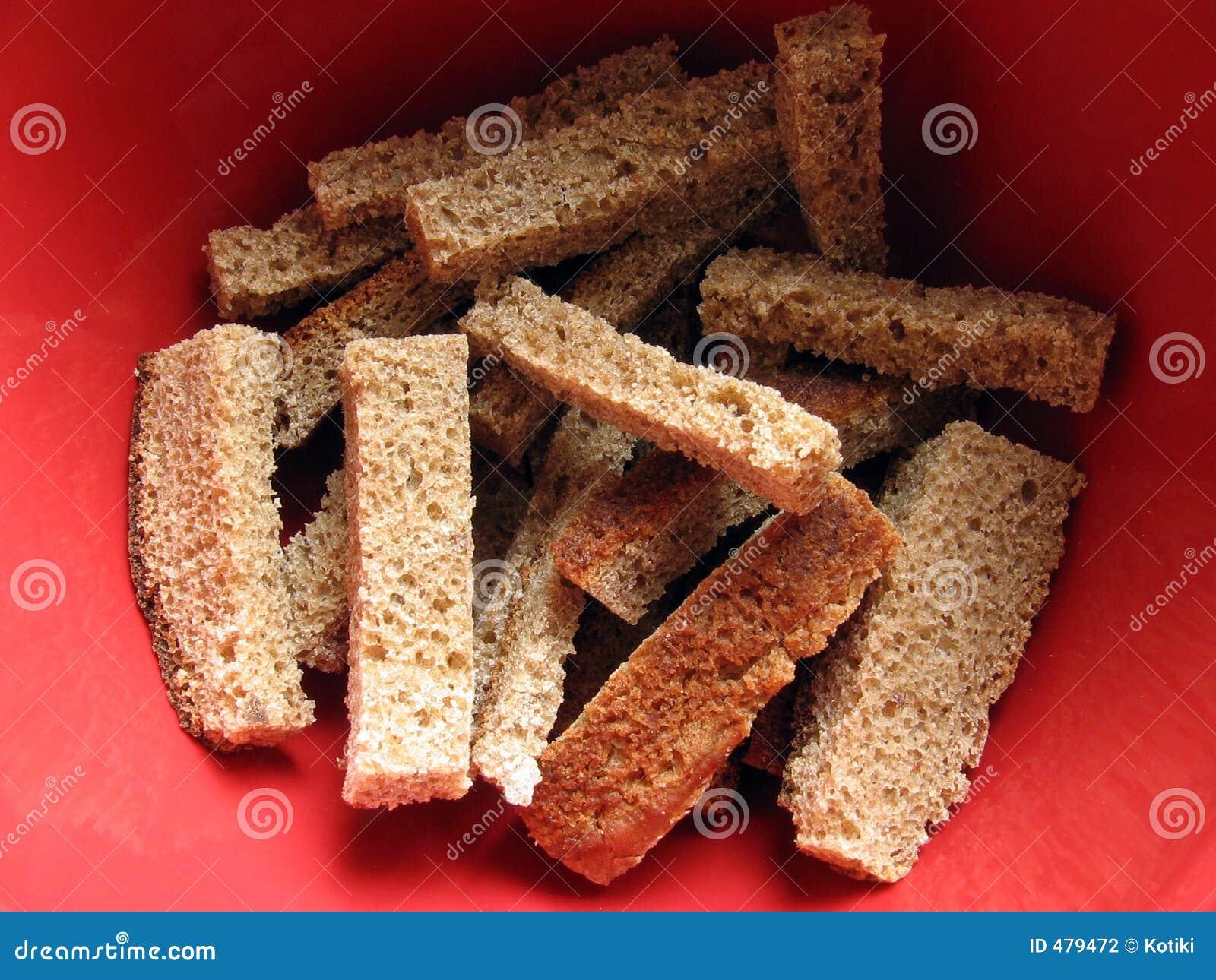Pane della crosta