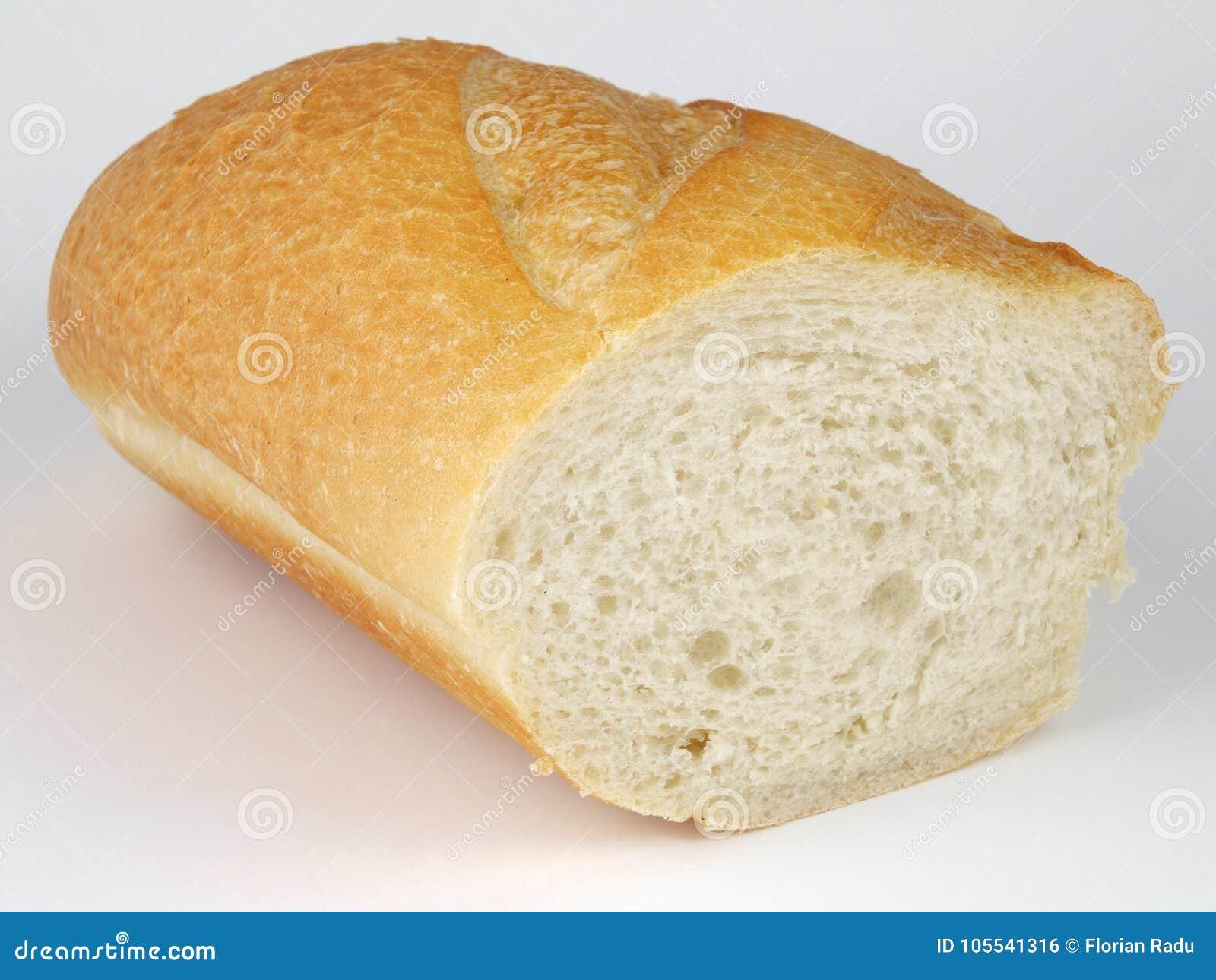Pane lungo della pagnotta