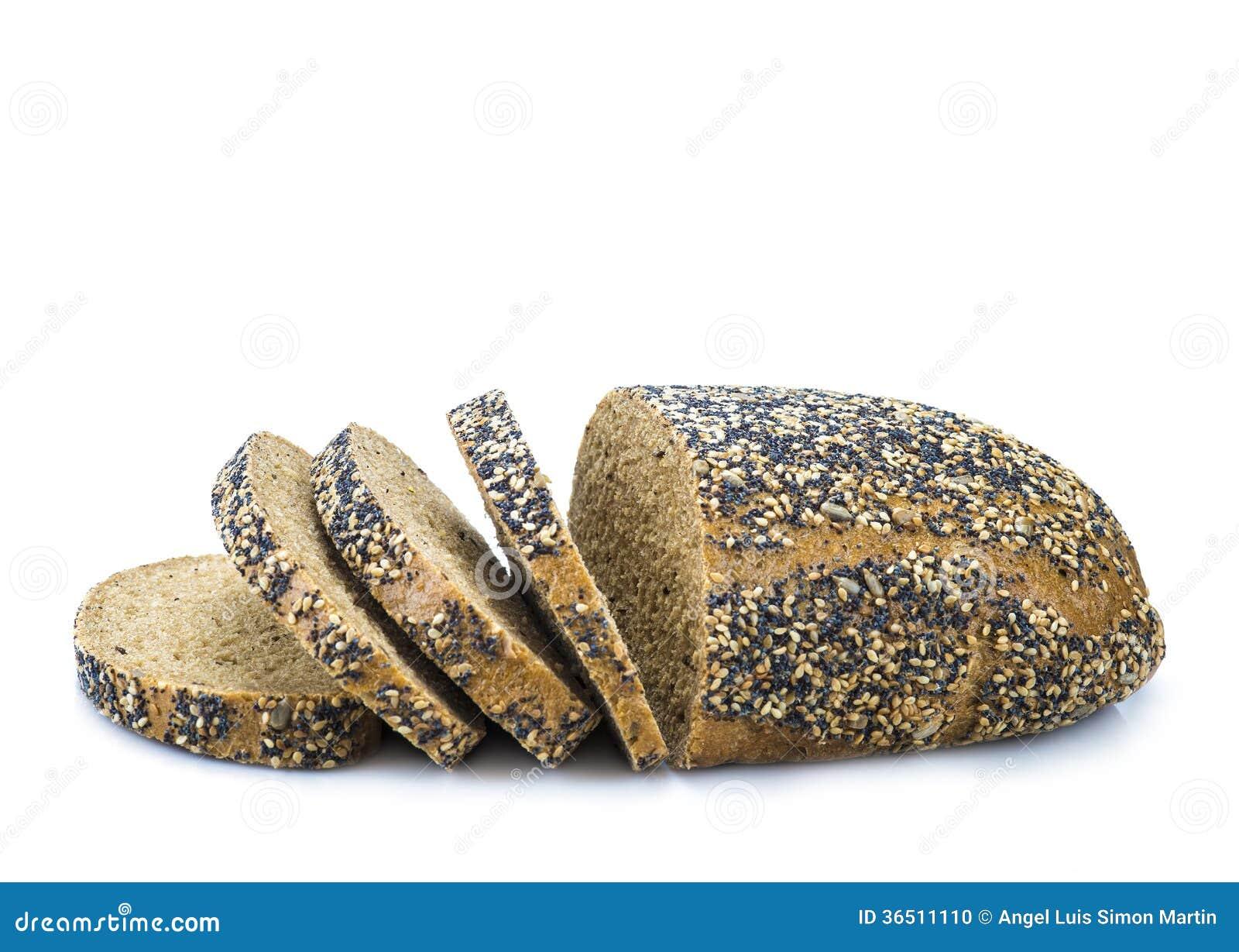 Pane nero di Multigrain