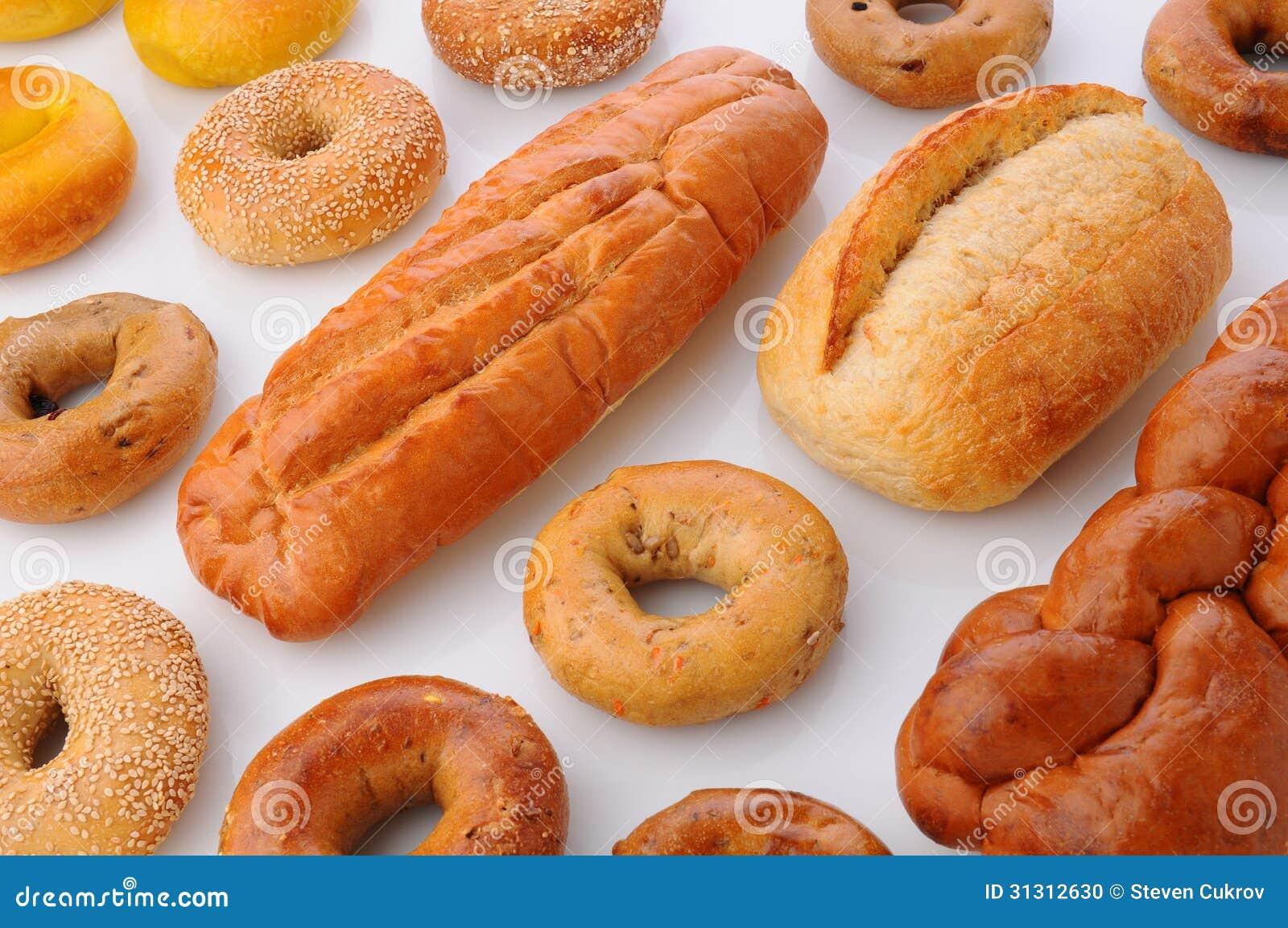 Panecillos y panes