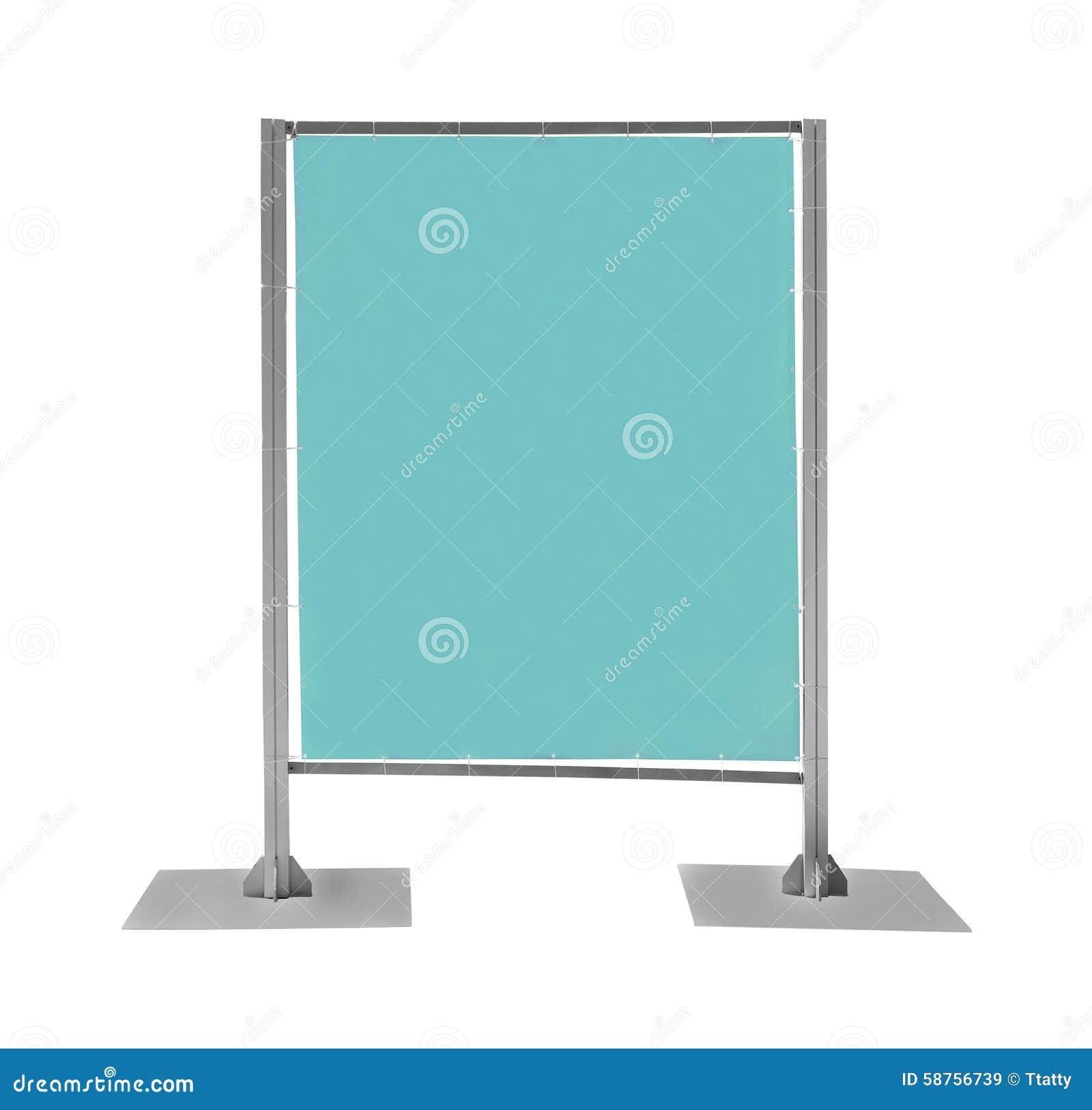 Panel för utomhus- advertizing
