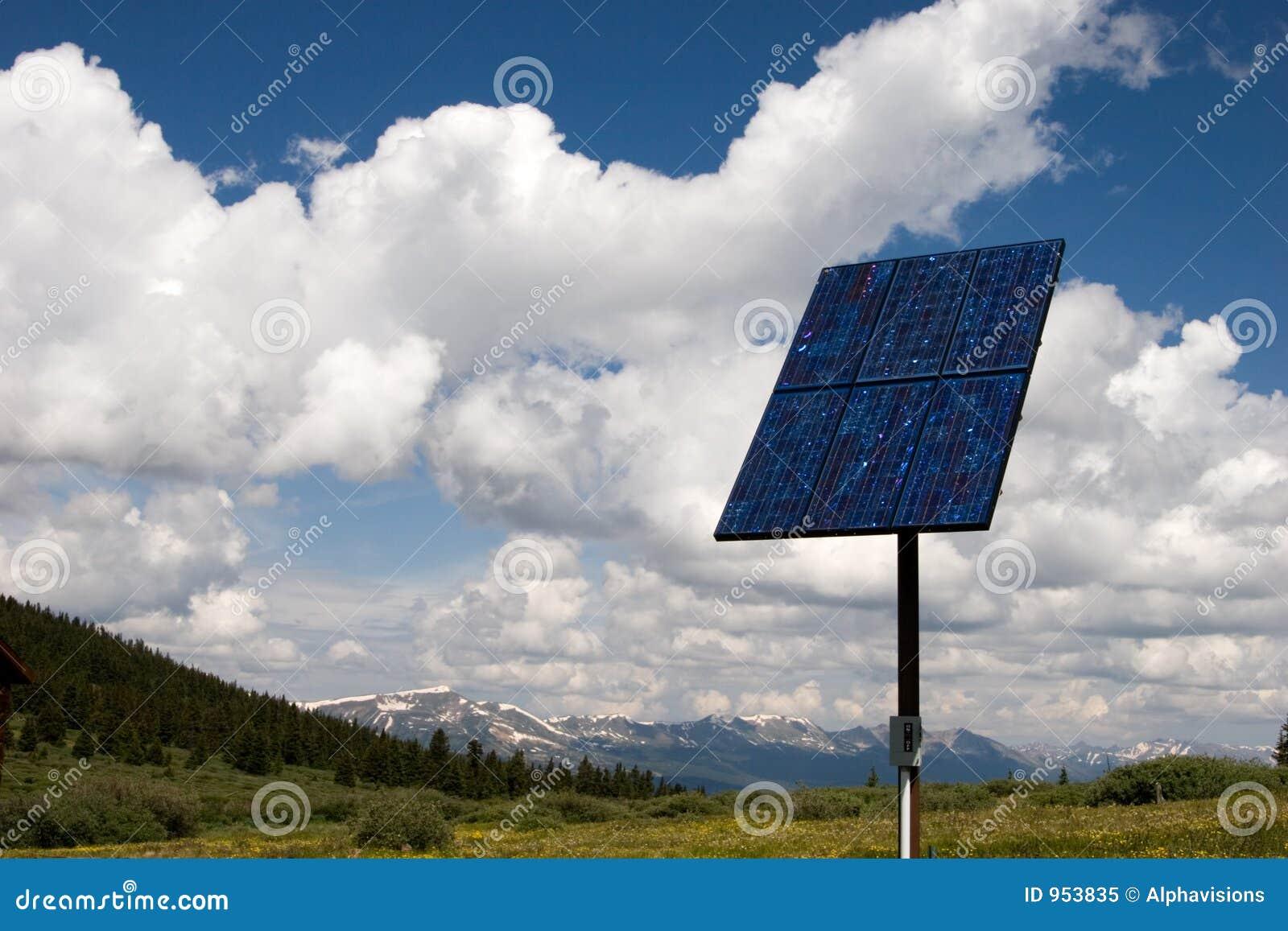 Panel słoneczny ii do nieba