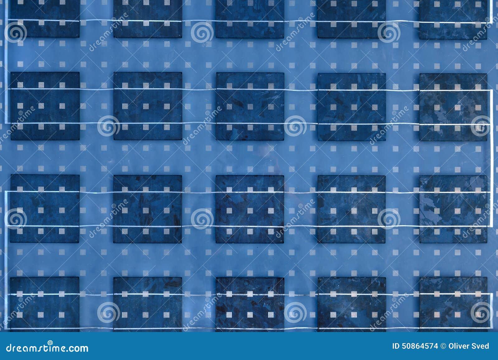 Panel słoneczny tekstura