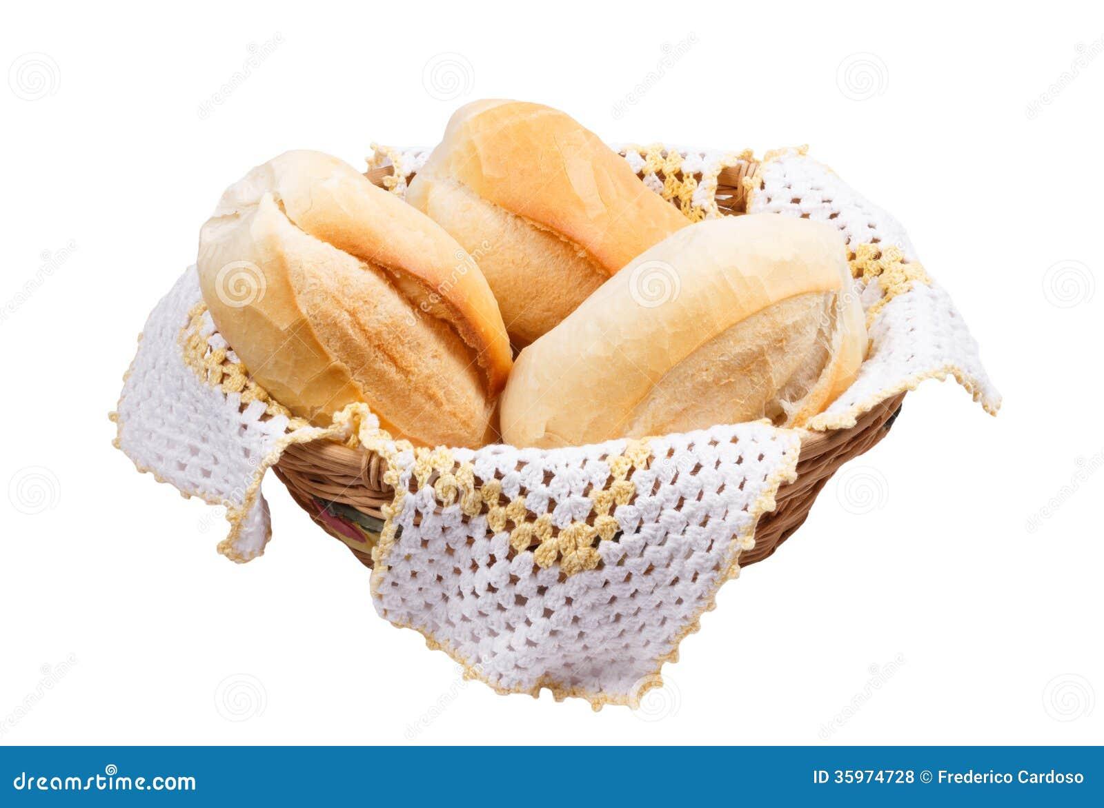 Panes en mimbre