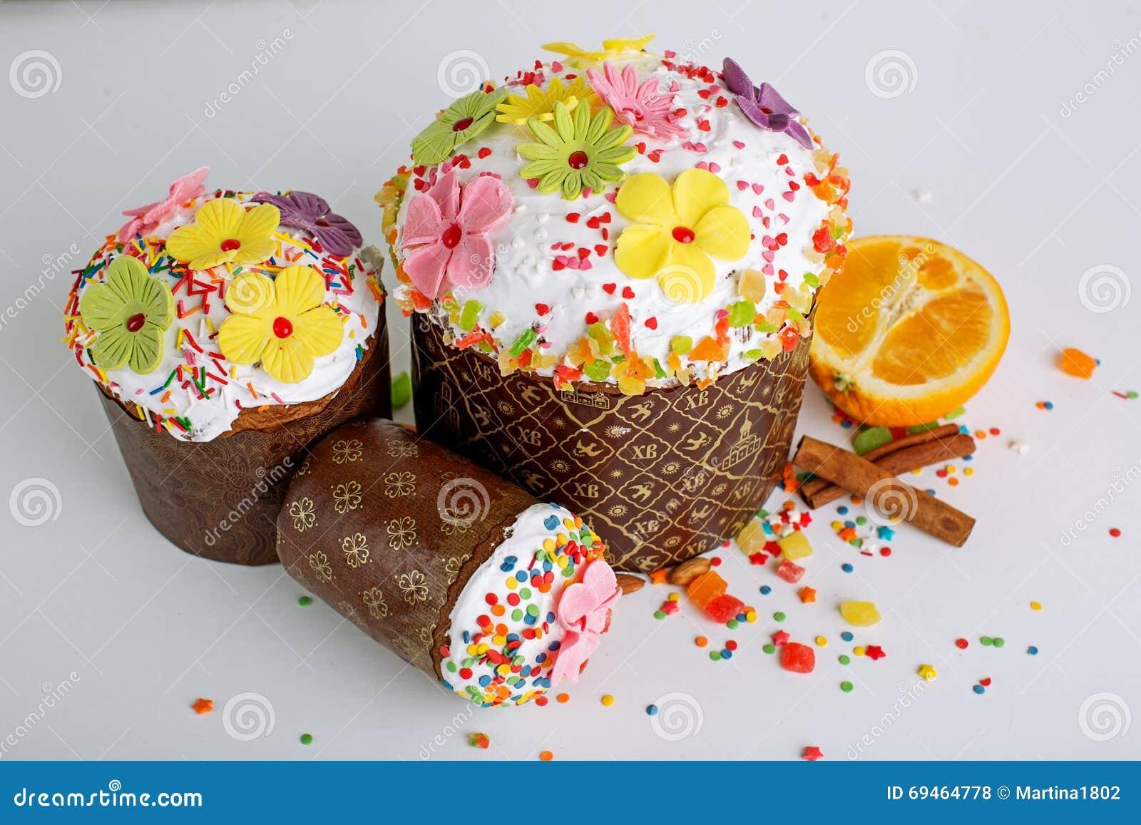 Italian Fruit Cake Panettone