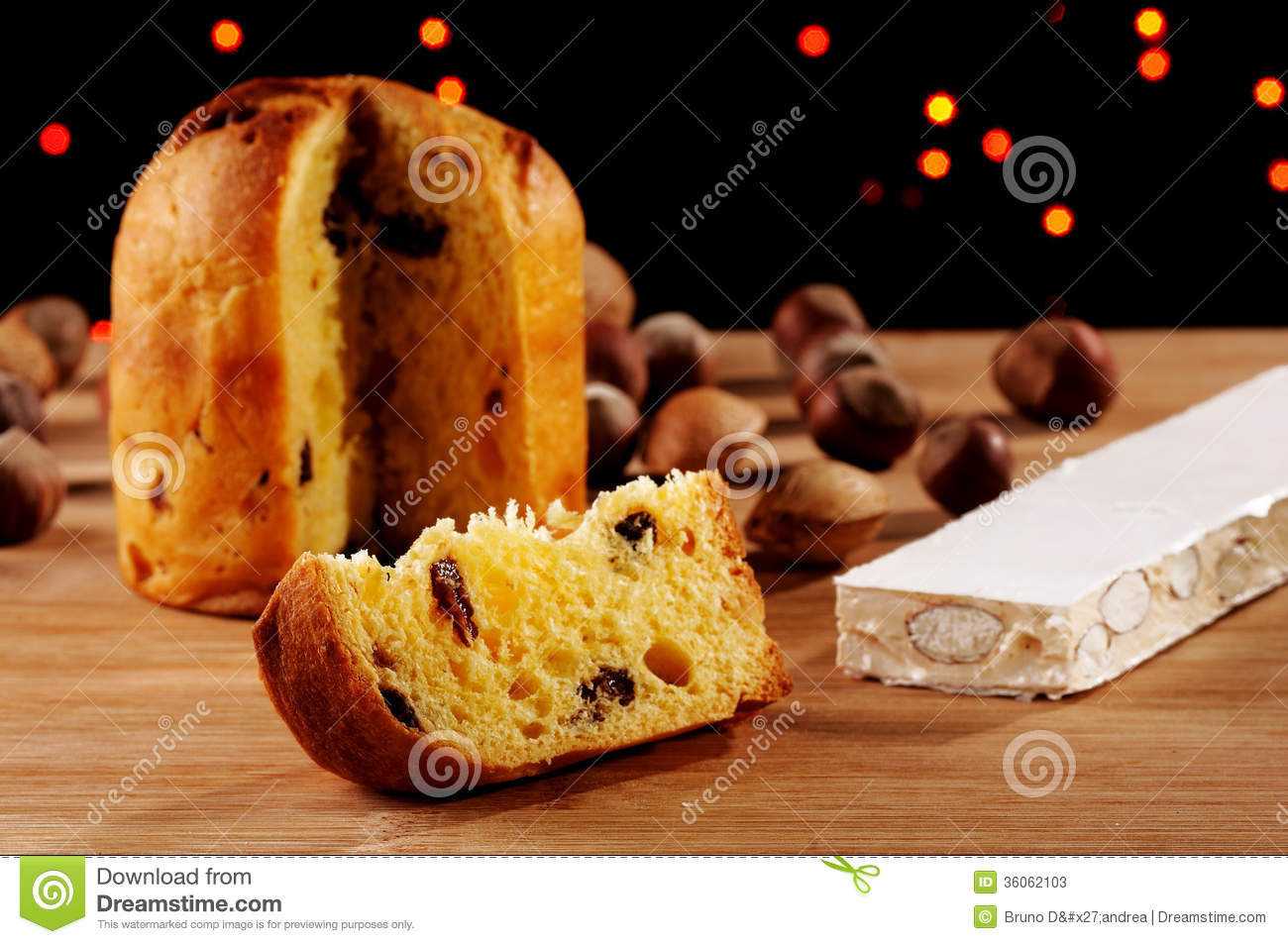 Panettone stock photos image 36062103 for List of traditional christmas desserts