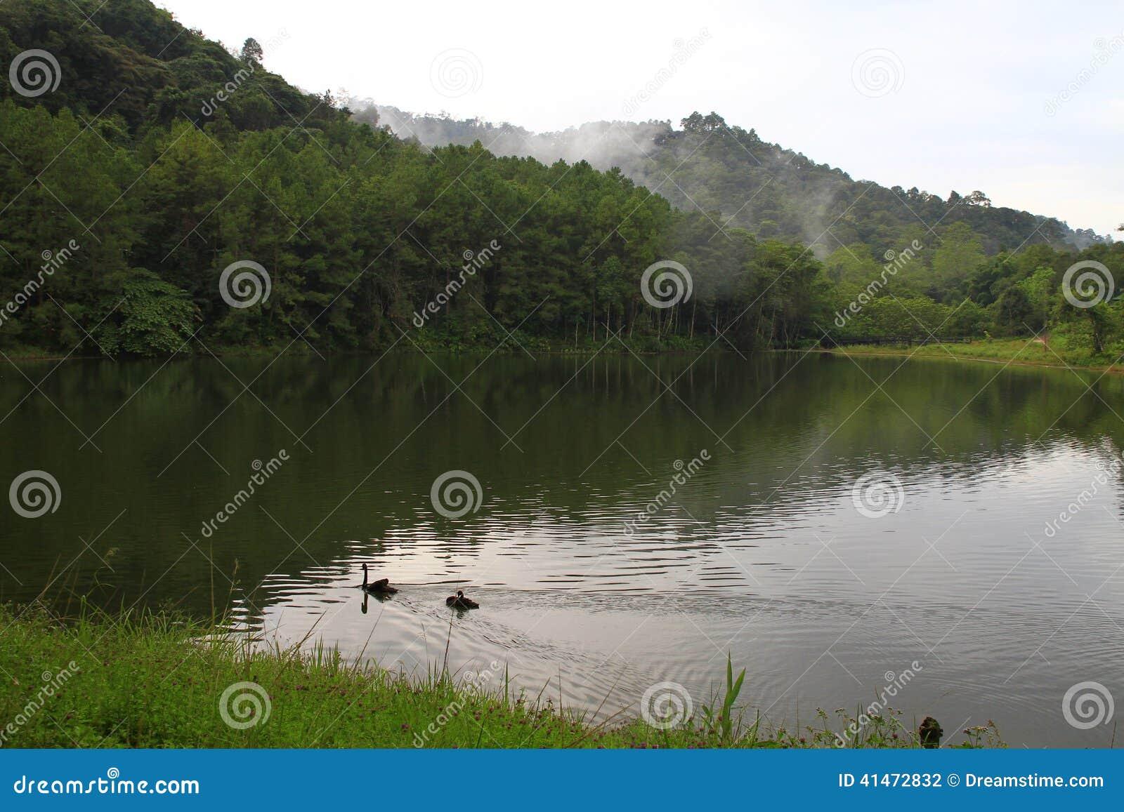 PangAung Northen thailand Lakeview