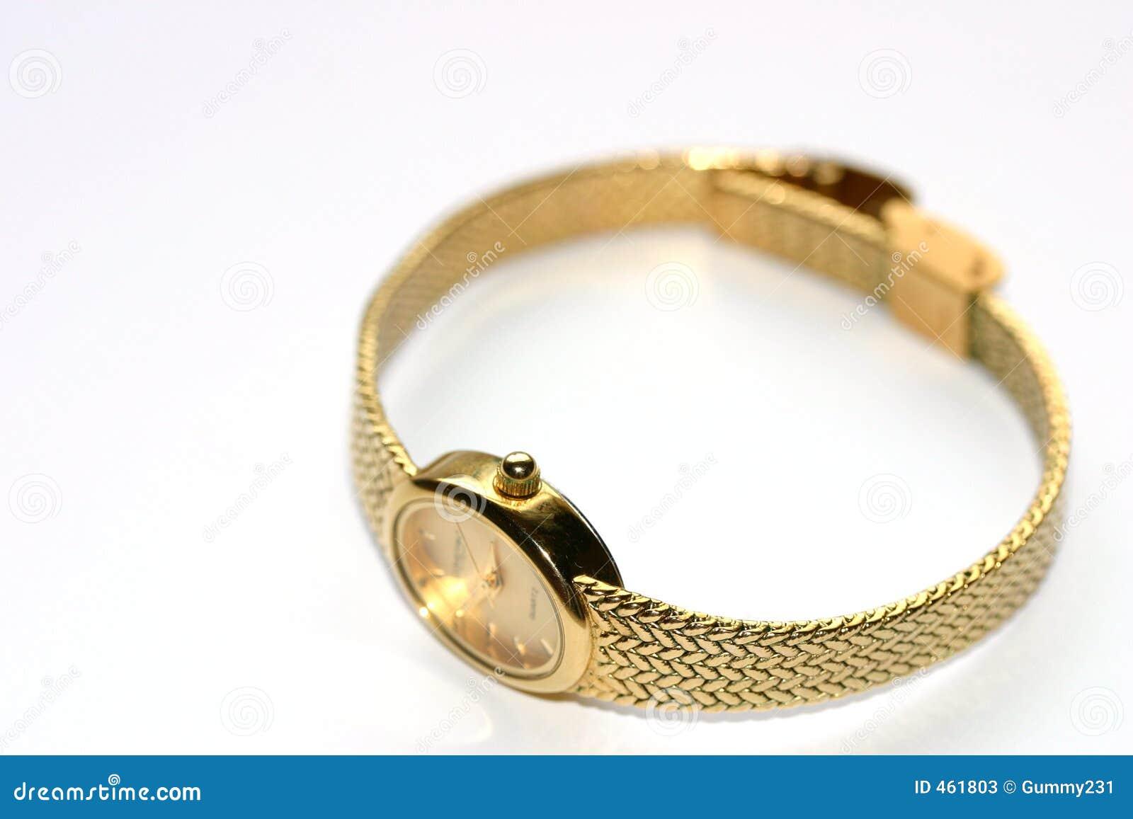 Pani zegarek