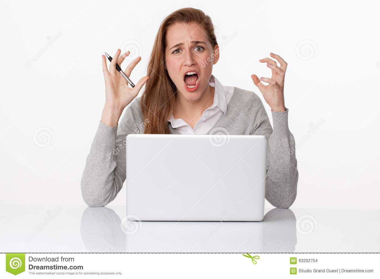 11 Photos Office Worker - Images Royalty Stock Free Download Panicked
