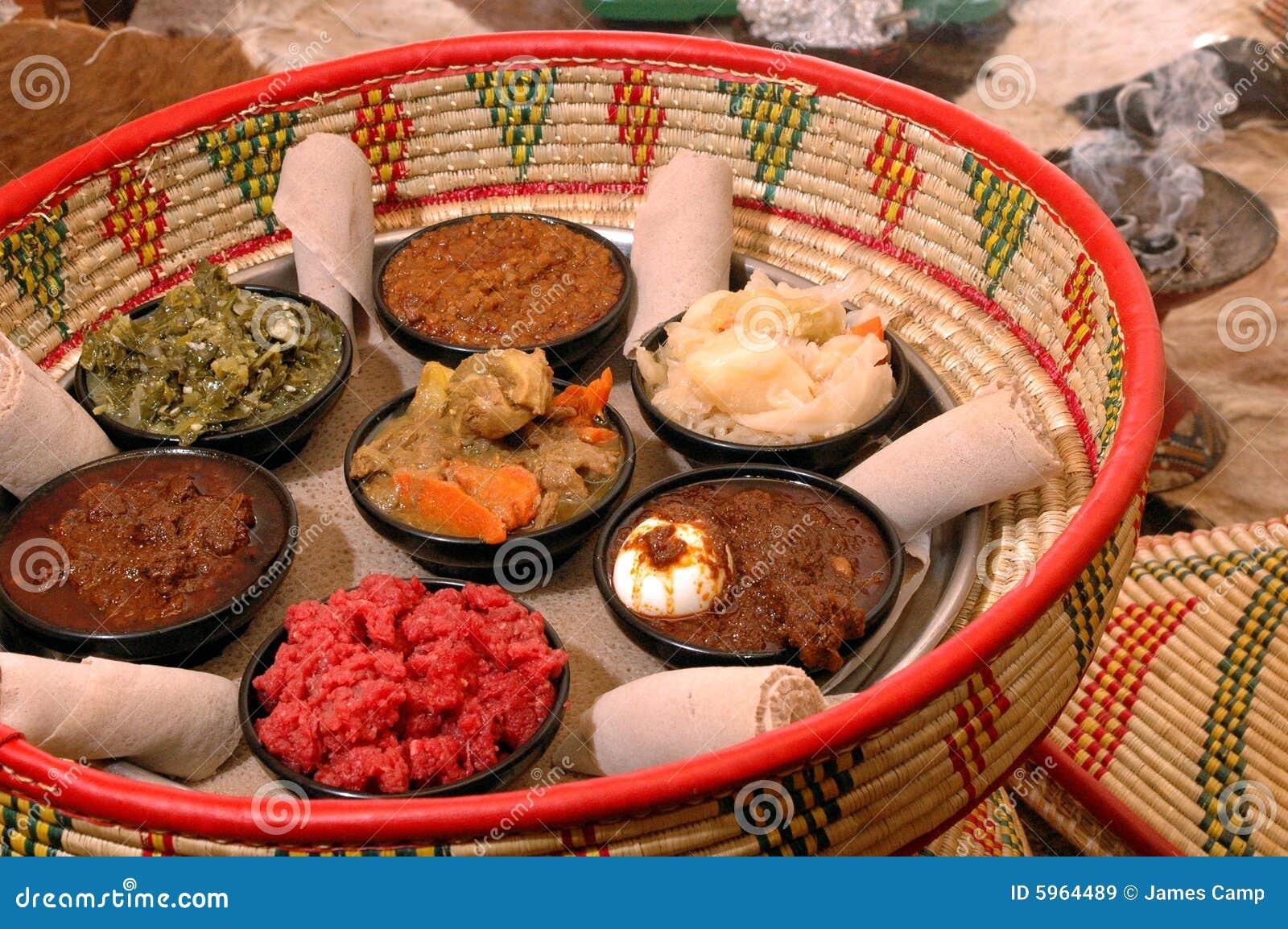 Panier éthiopien 2 d apéritif