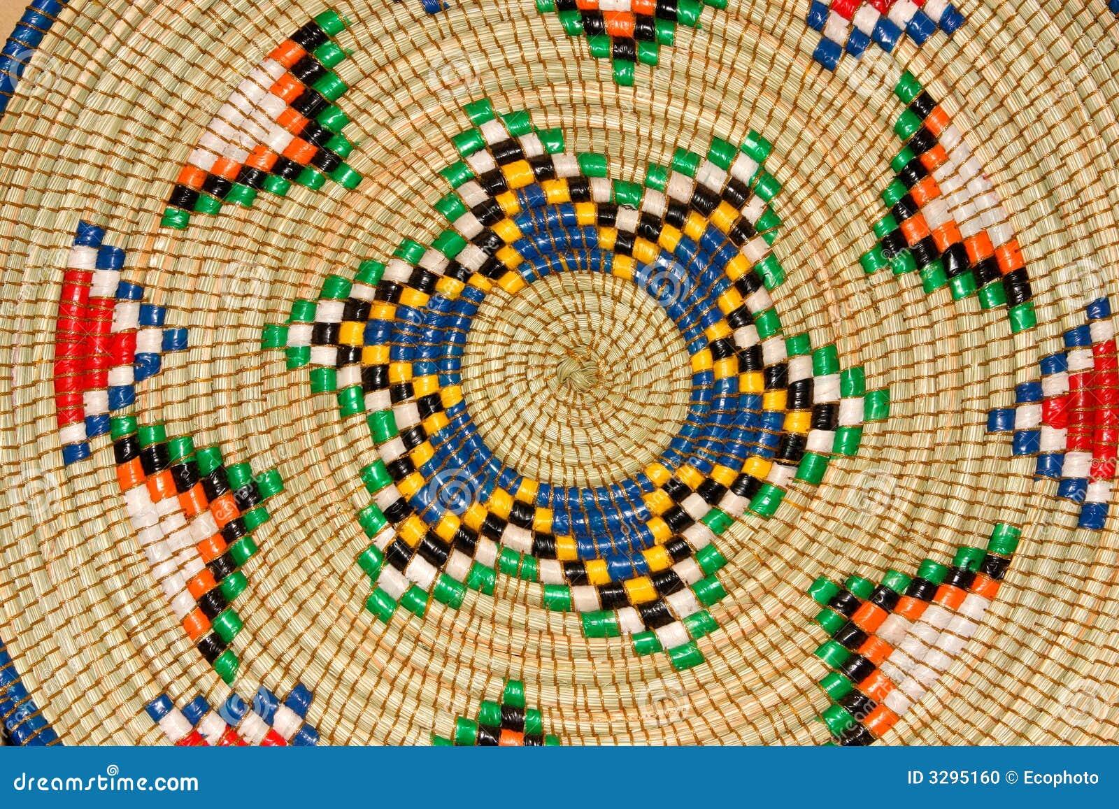 Panier africain