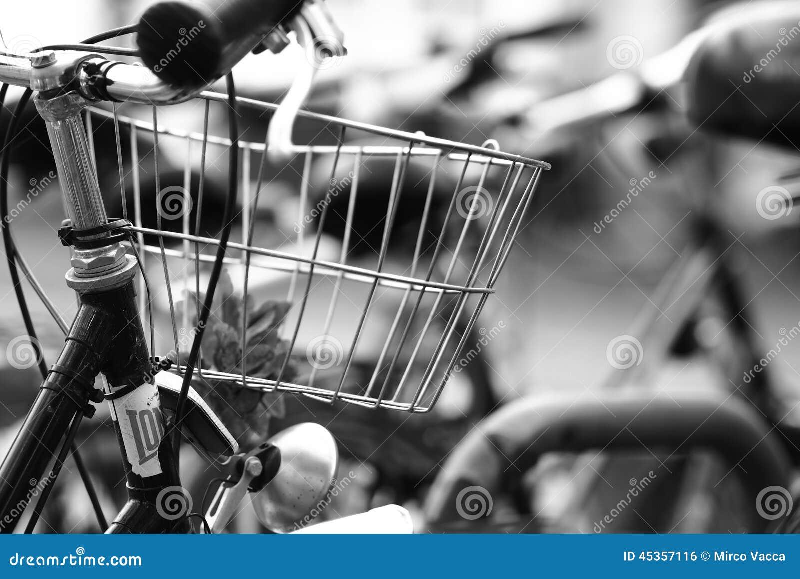 Panier de bicyclette