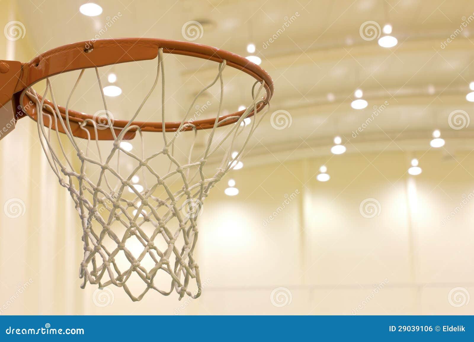 panier de marquage au terrain de basket image libre de. Black Bedroom Furniture Sets. Home Design Ideas