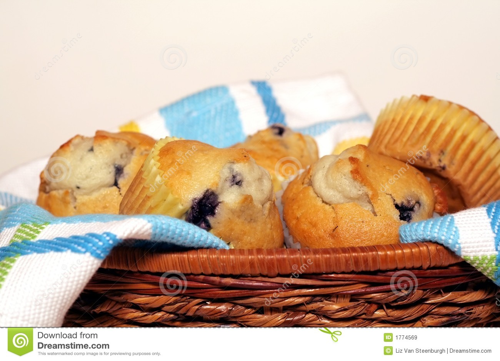 Panier des pains