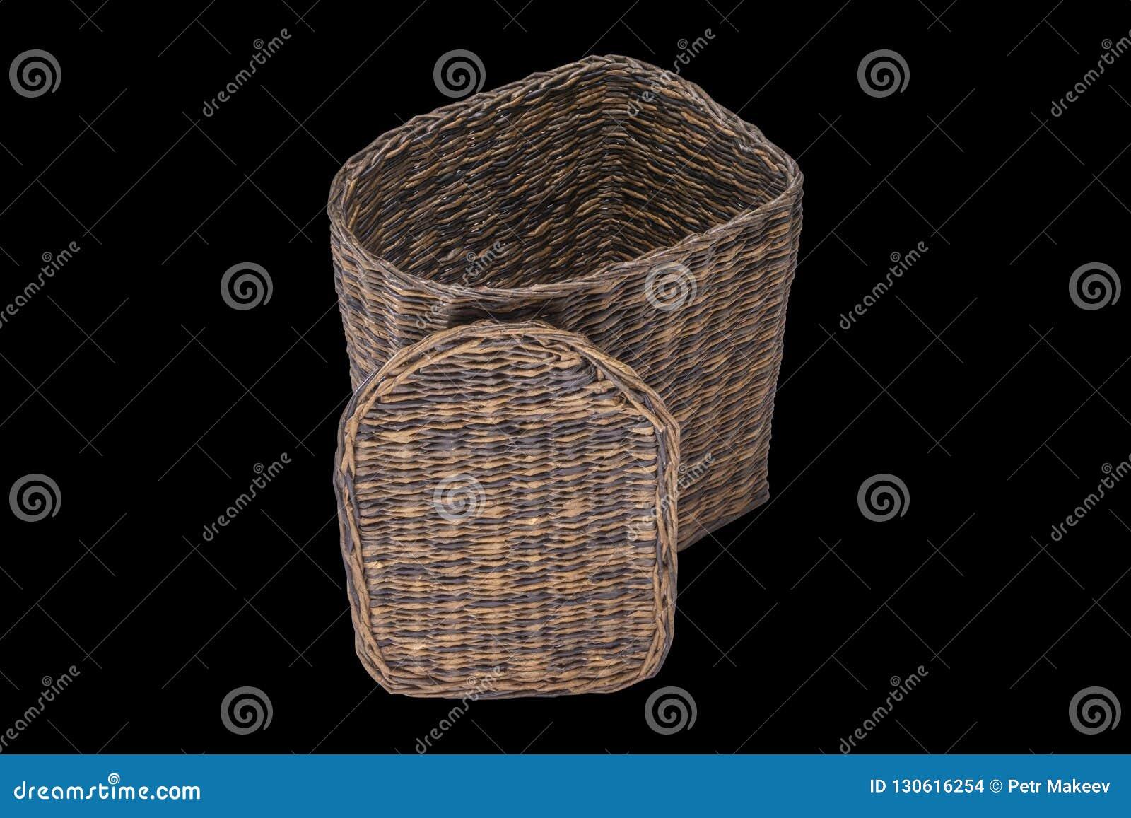 Paniers des tubes de papier