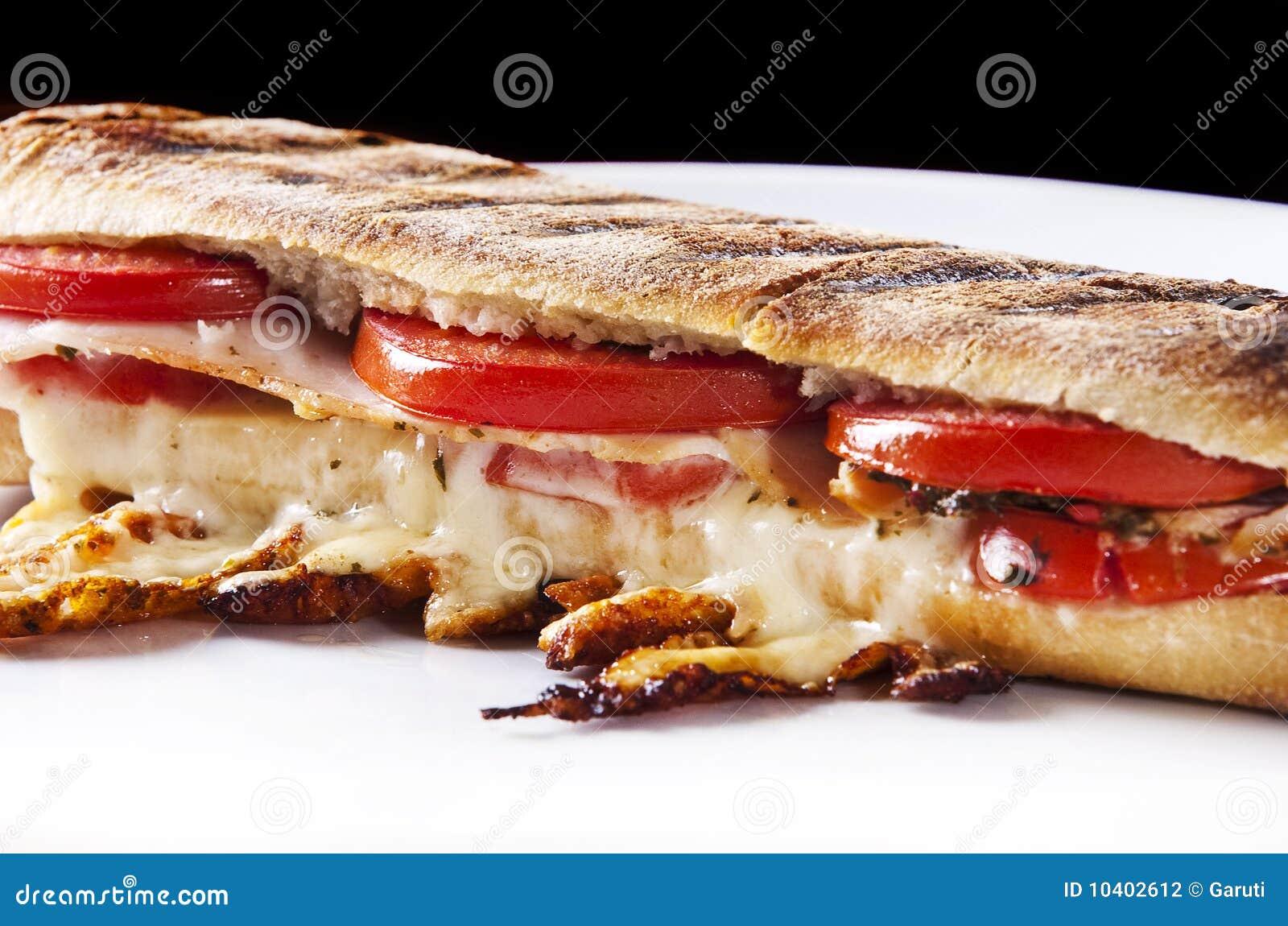 Panini三明治