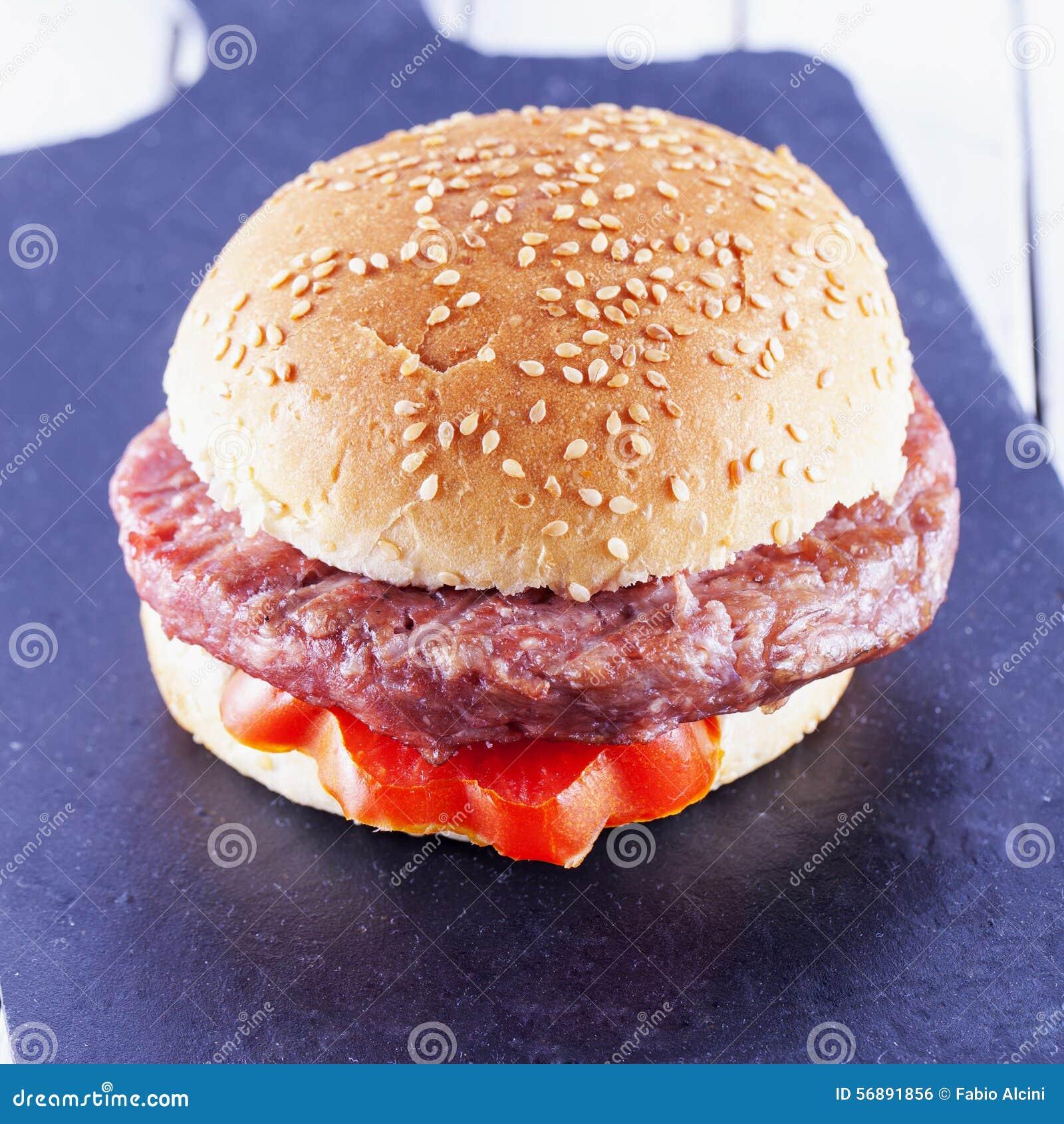 Panino dell hamburger