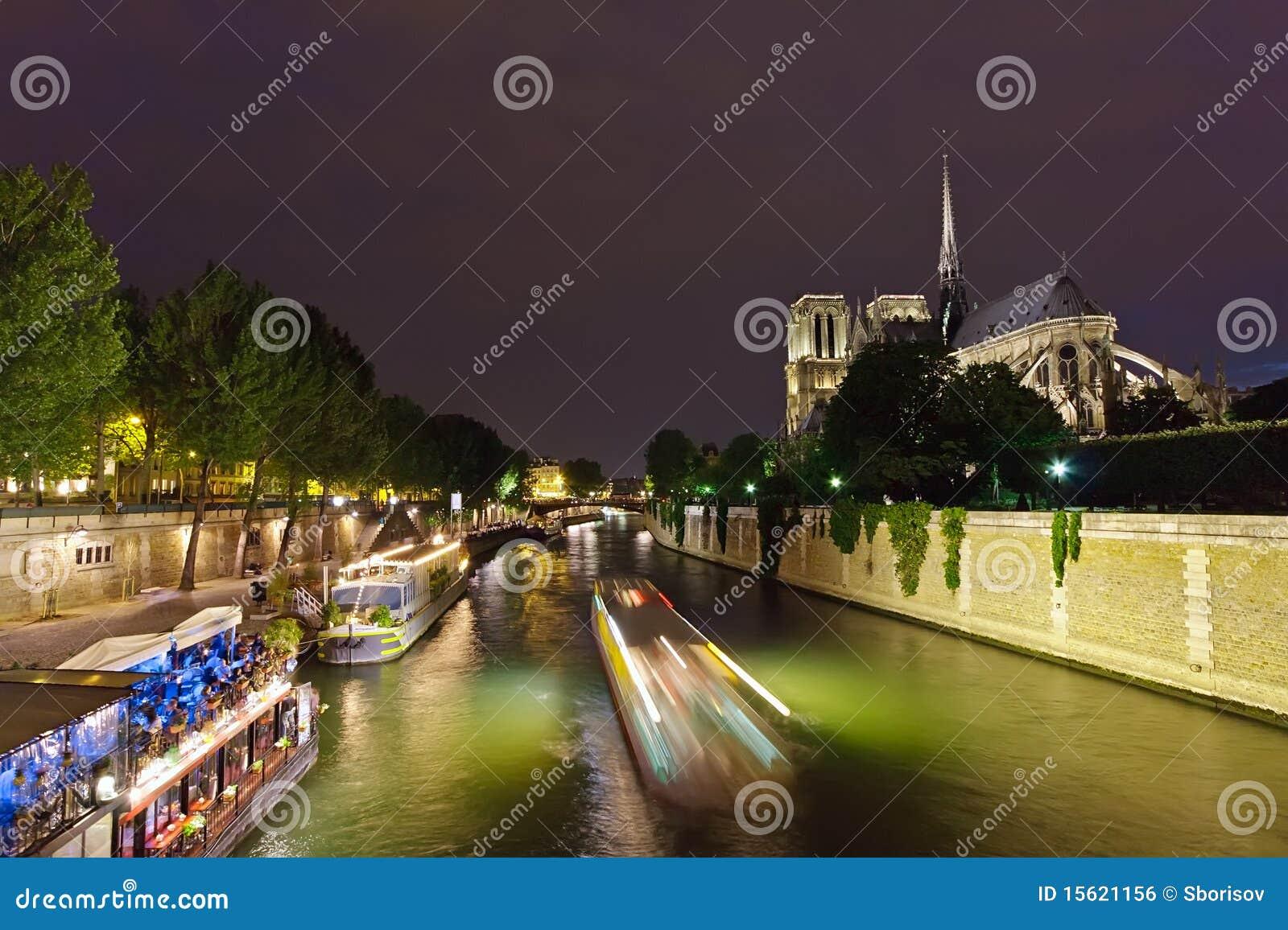 Paniusi De Noc notre Paris