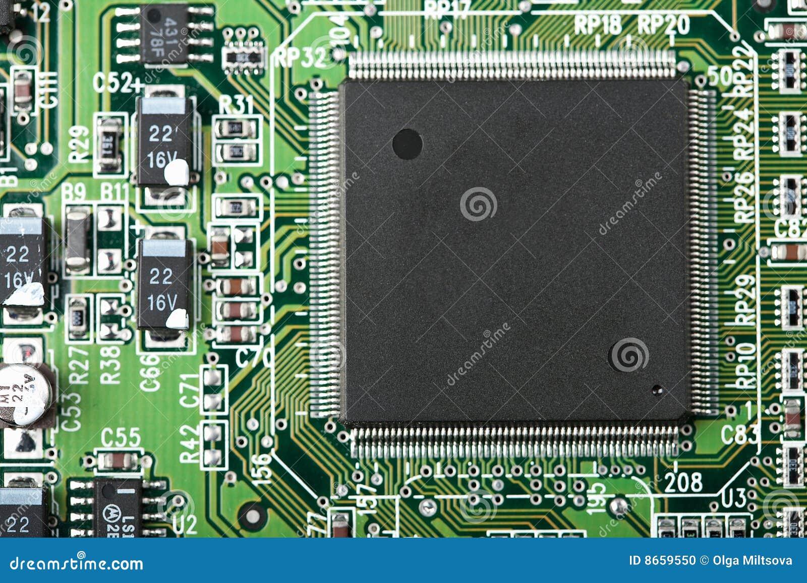 Panneau électronique