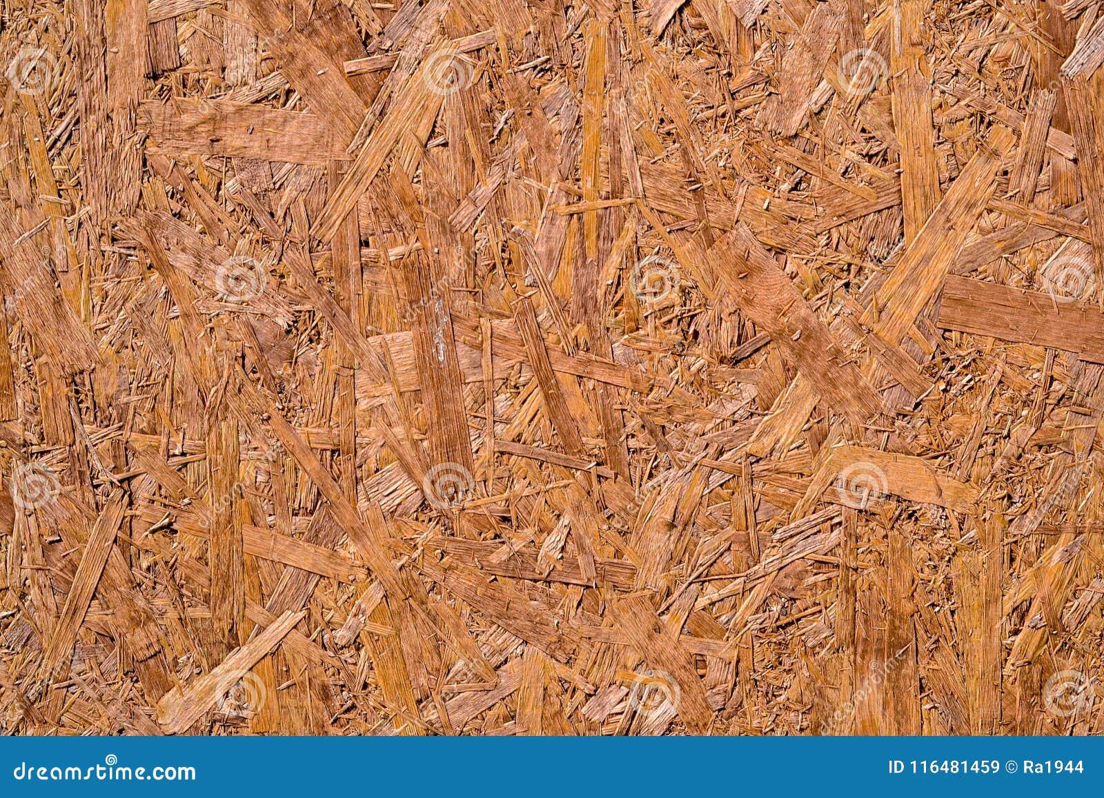 Panneau de particules de texture de contreplaqué pour le fond et la conception