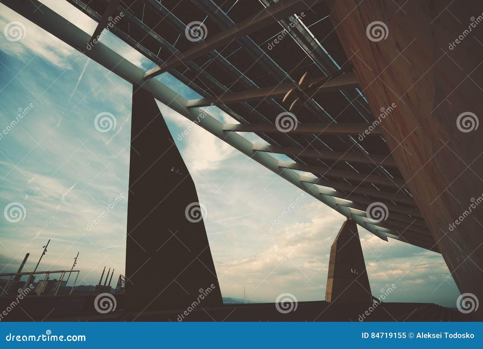 Panneau photovoltaïque de pointe