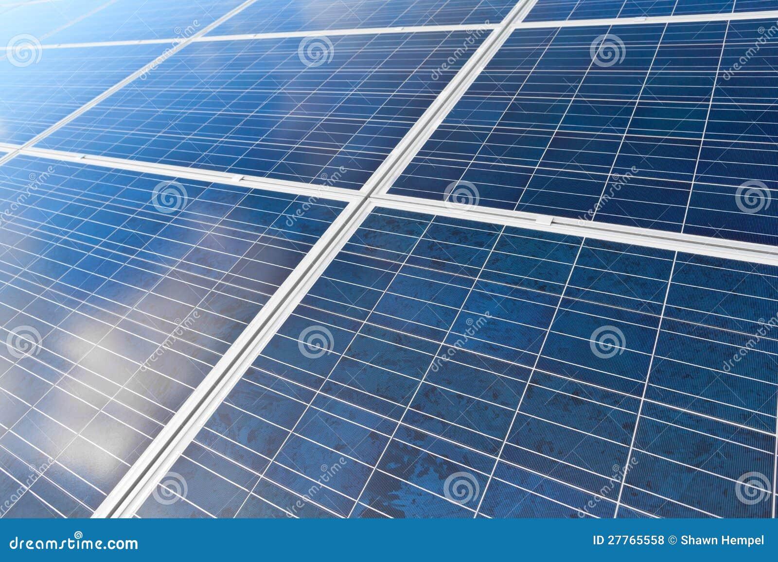 Panneaux solaires de photovoltaics