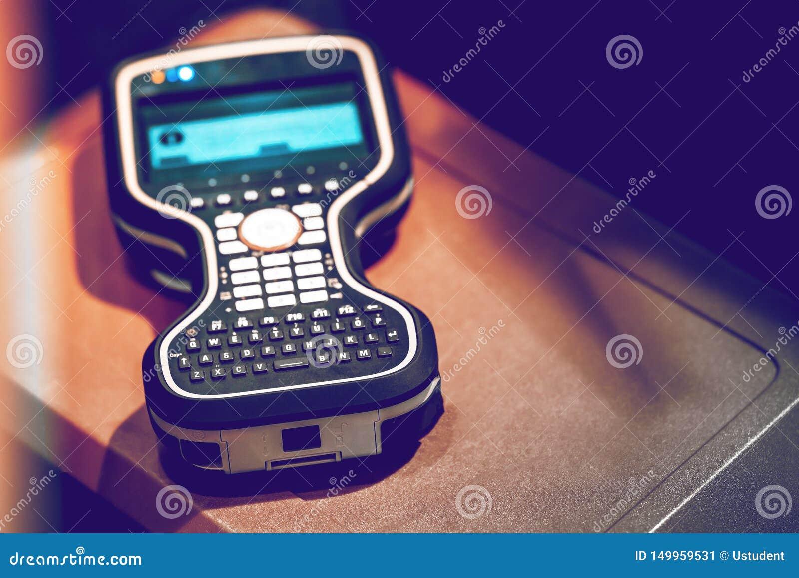 Pannello di controllo elettronico