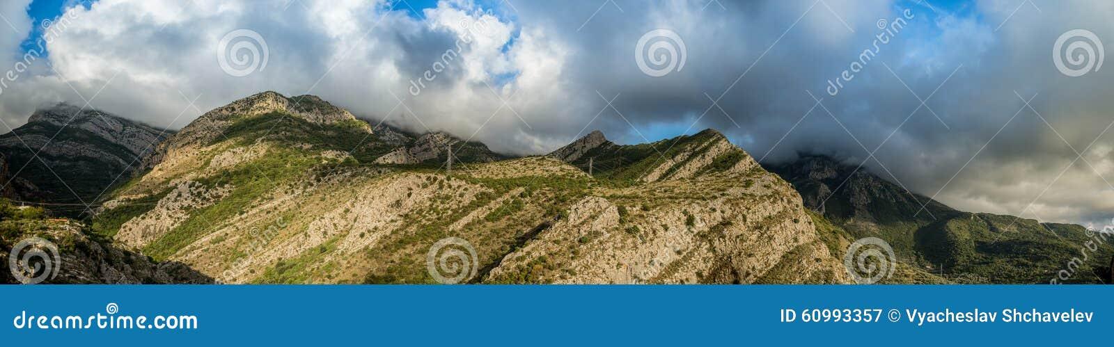 Panno des montagnes