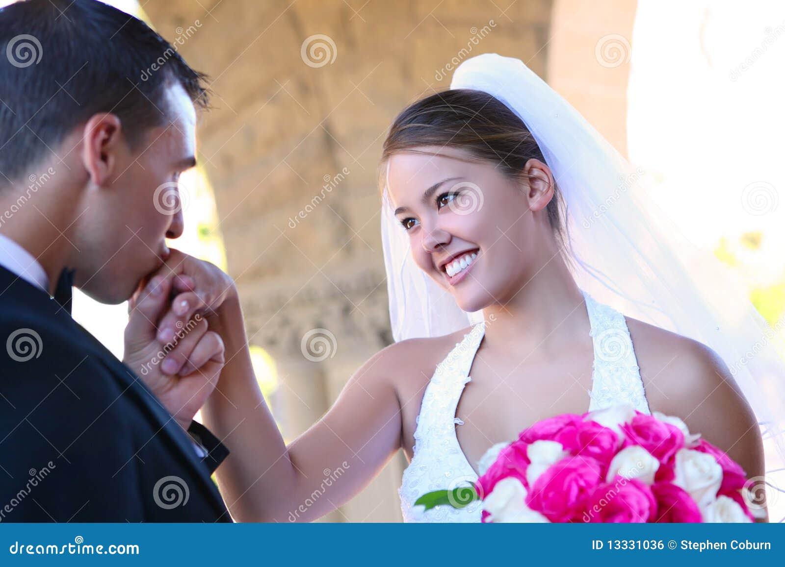 Panny młodej fornala ślub