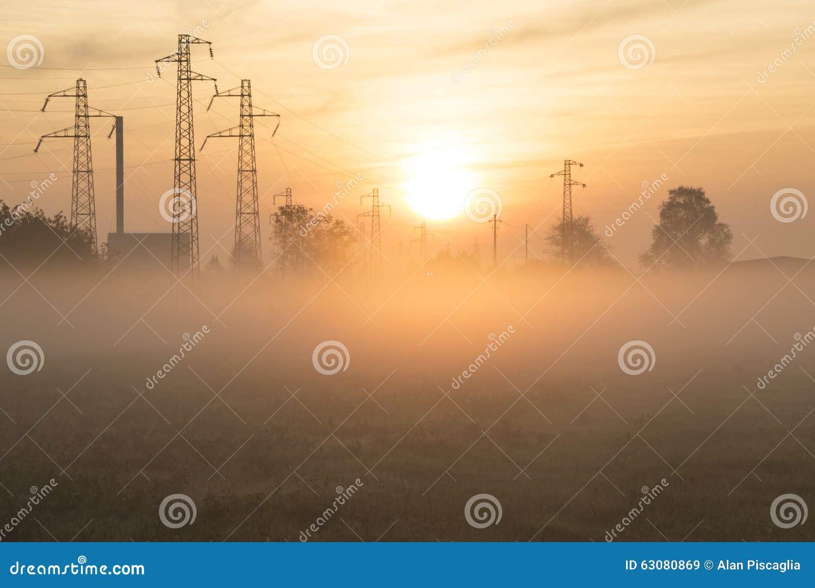Download Panoram Urbain De Lever De Soleil Image stock - Image du panoramique, downtown: 63080869