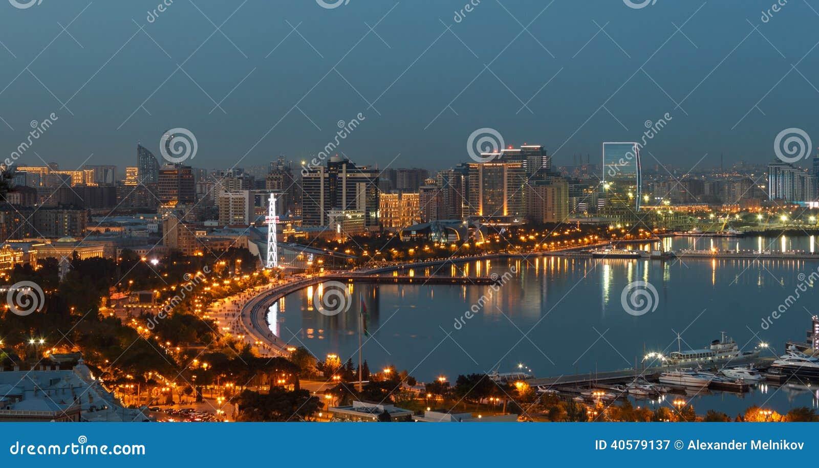 Panorama Bakou
