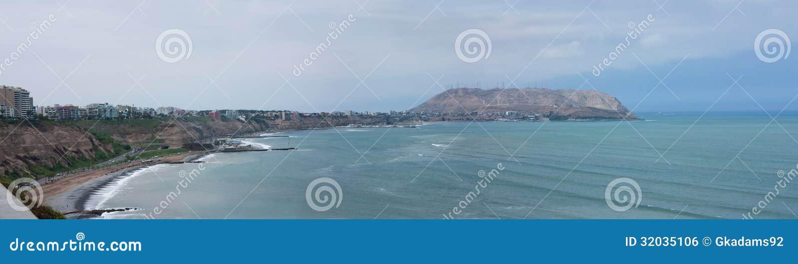 Lima Peru Beach Resort District
