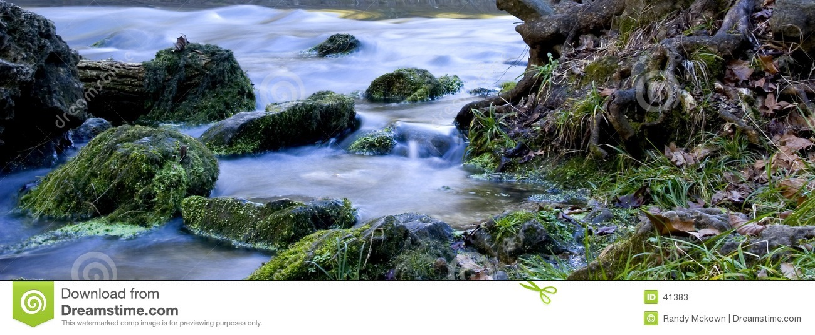 Panorama creek