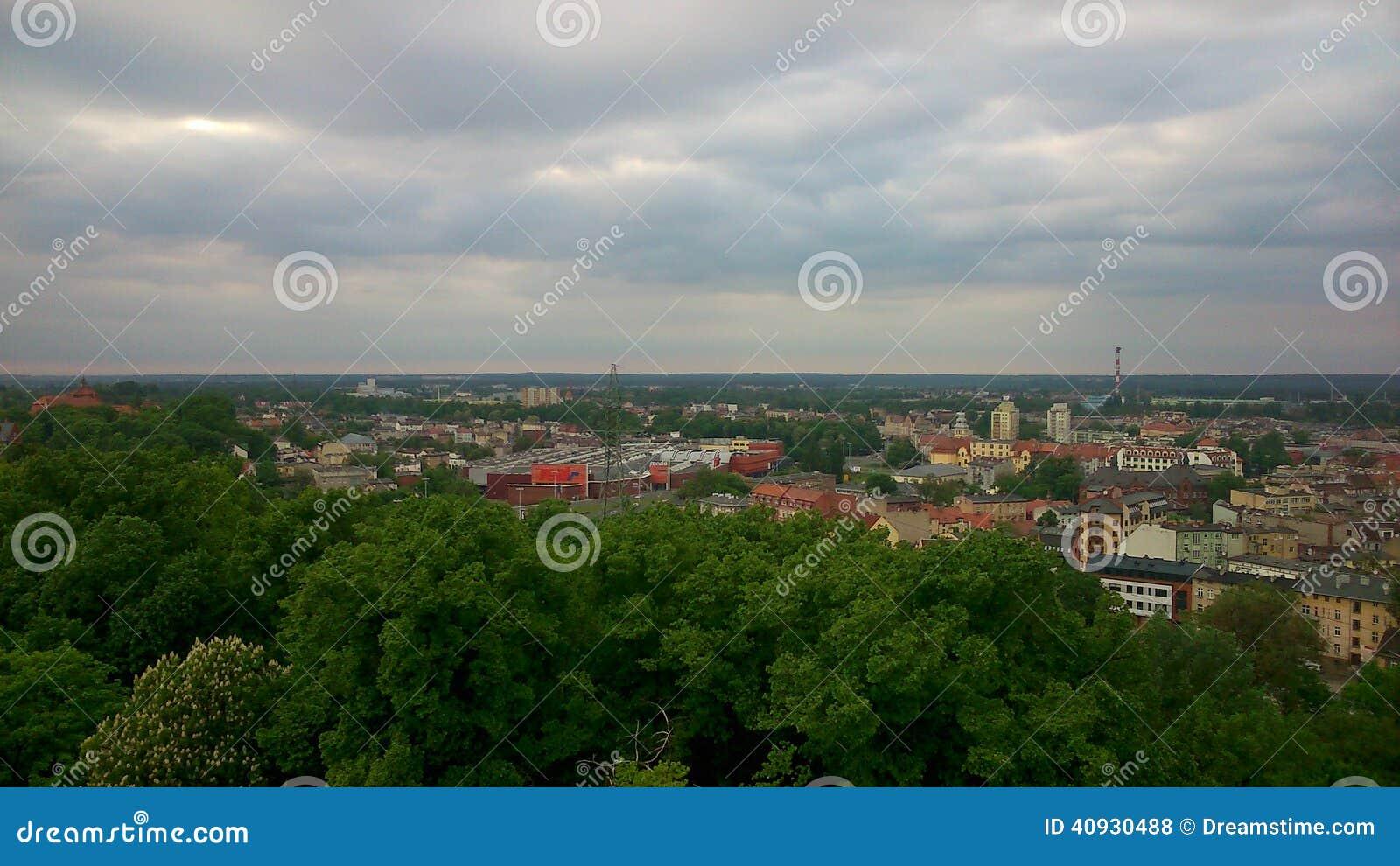 Panorama de Bydgoszcz