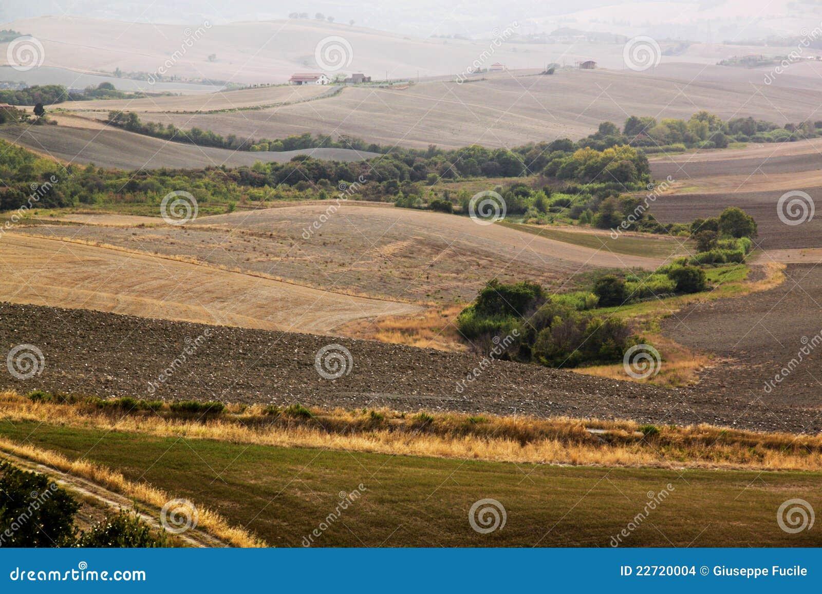 Panorama de Chianti