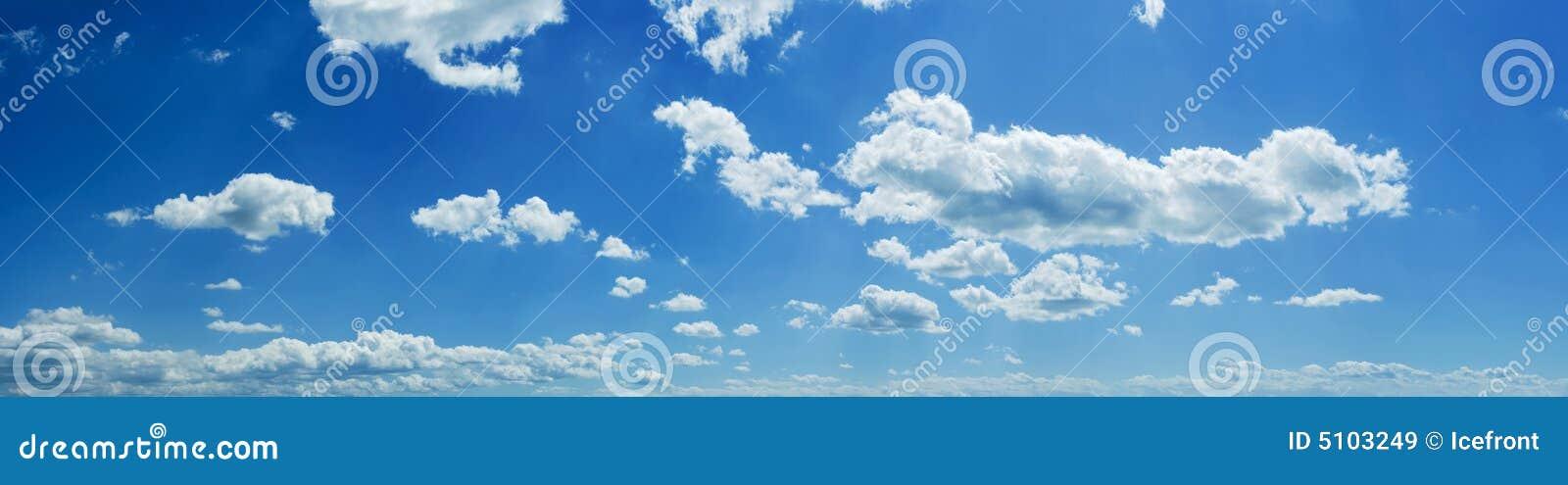 Panorama de ciel
