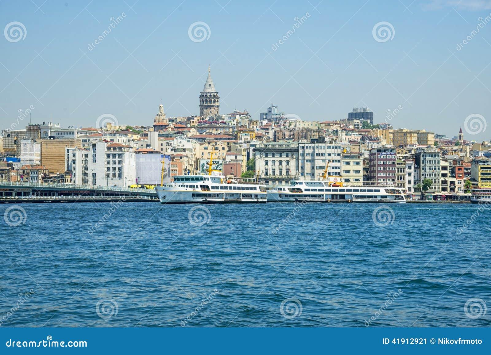 Panorama de Estambul