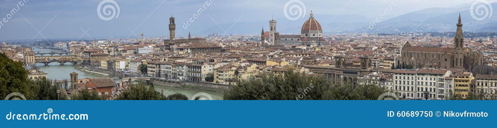 Panorama de Florencia