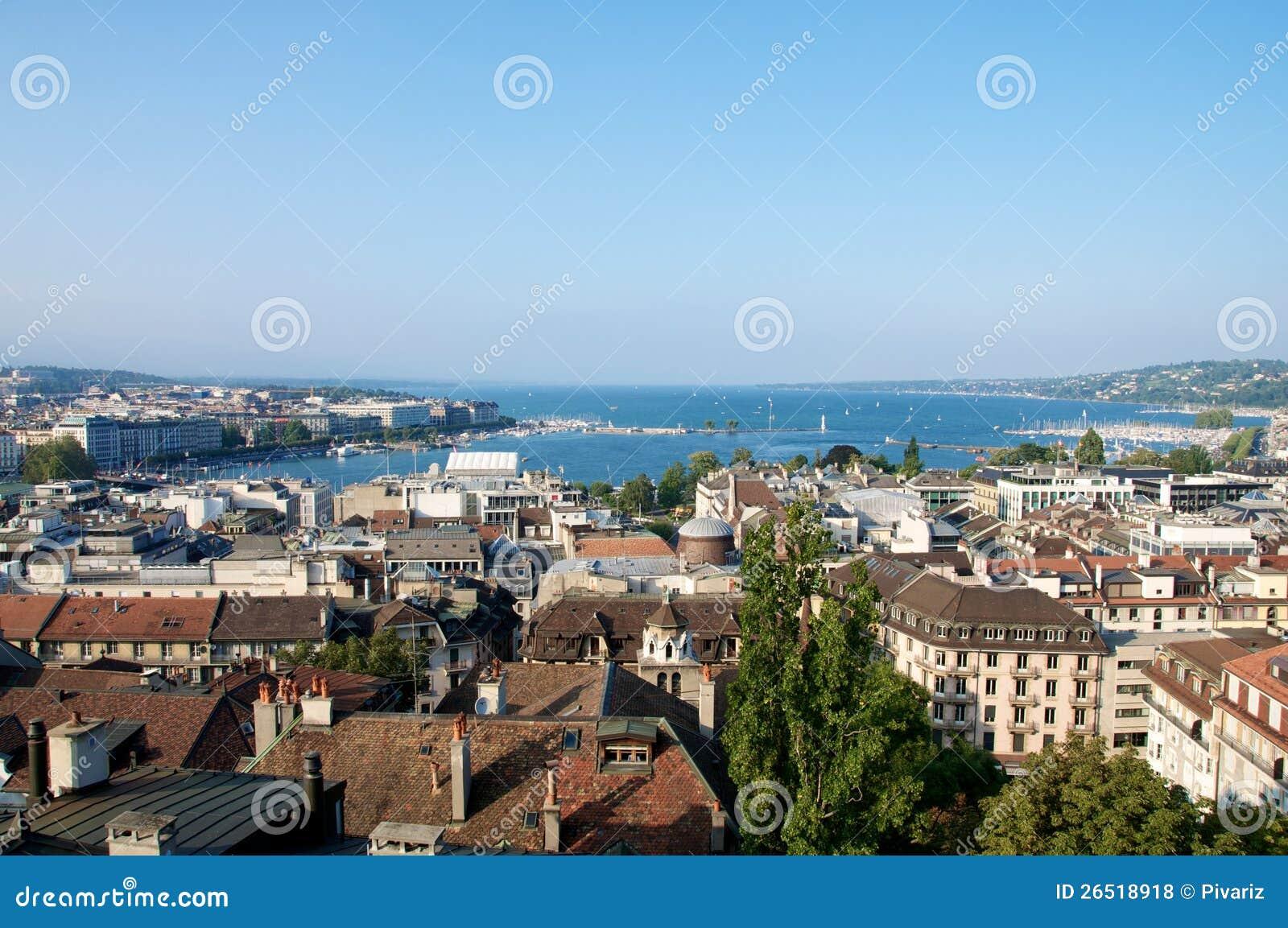 Panorama de Genebra