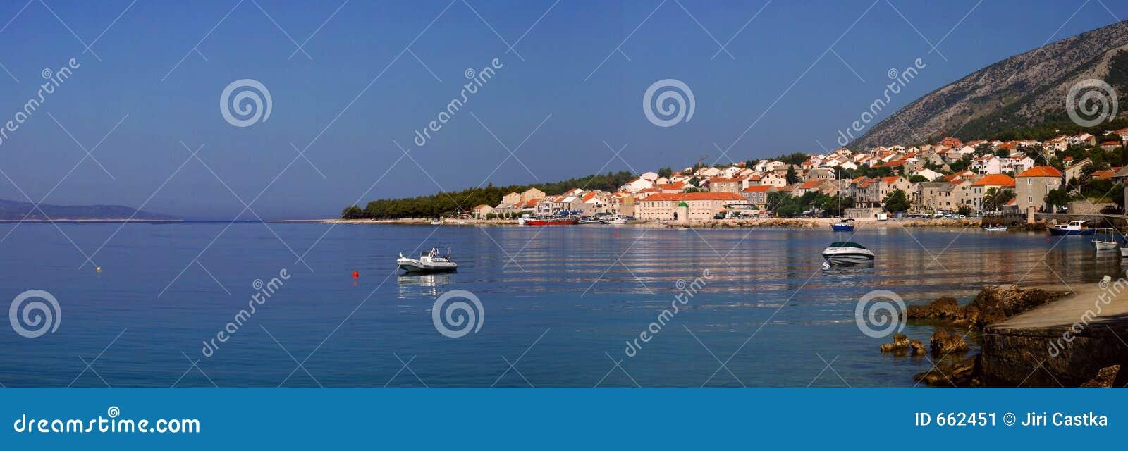 Panorama de la Croatie