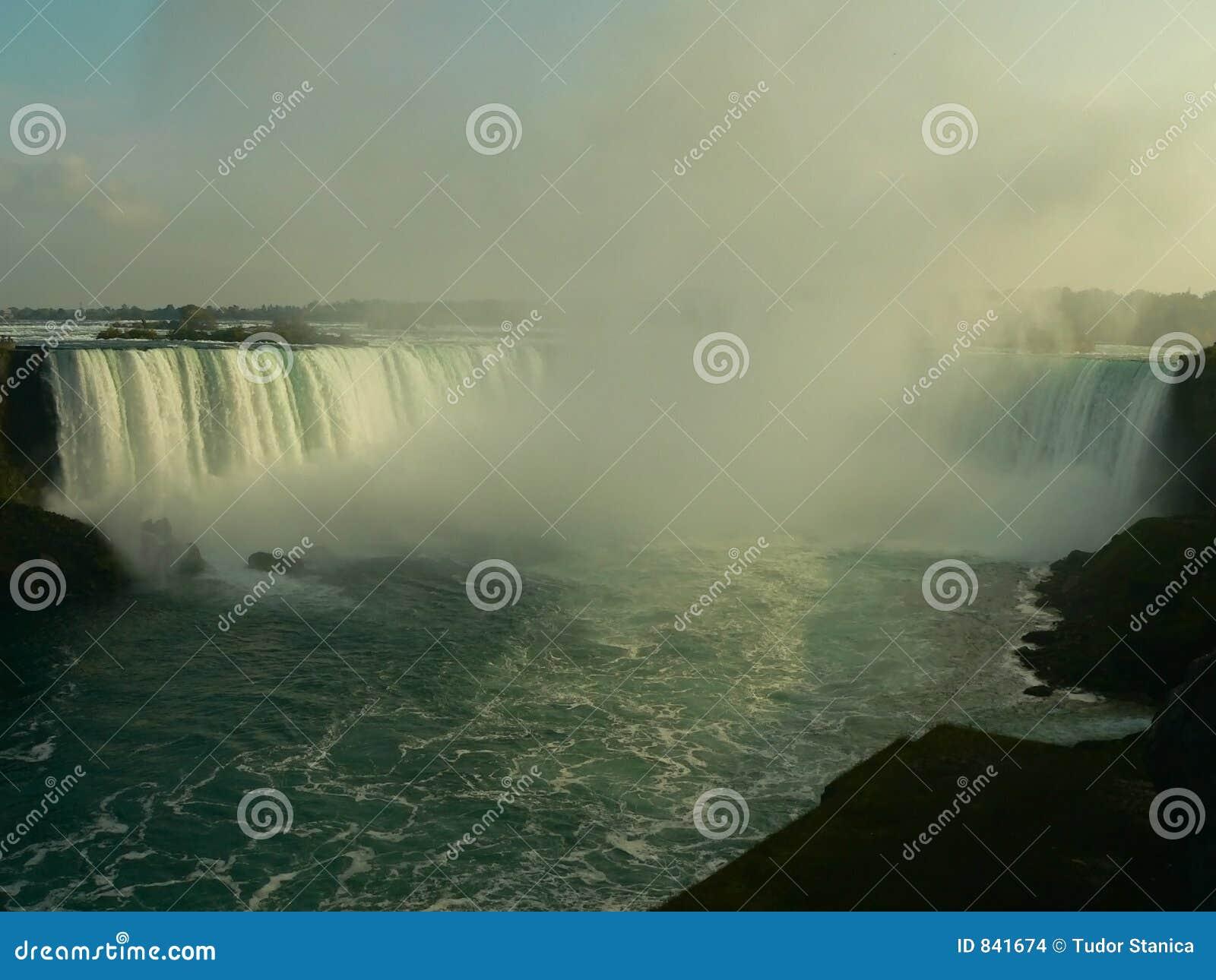 Panorama de Niagara Falls mim