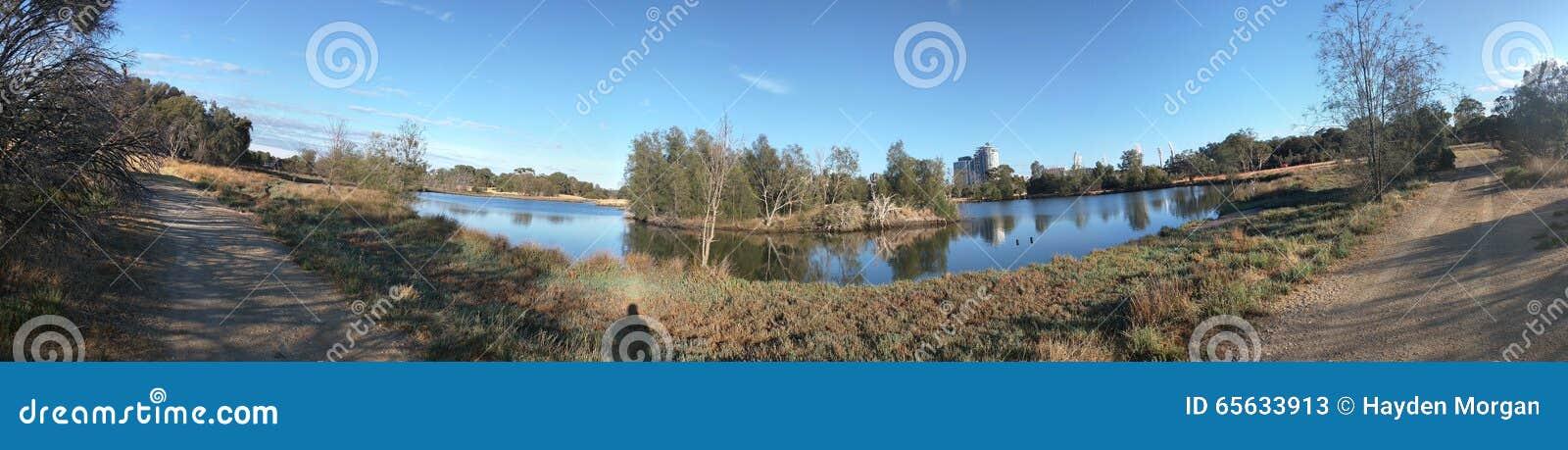 Panorama de Perth