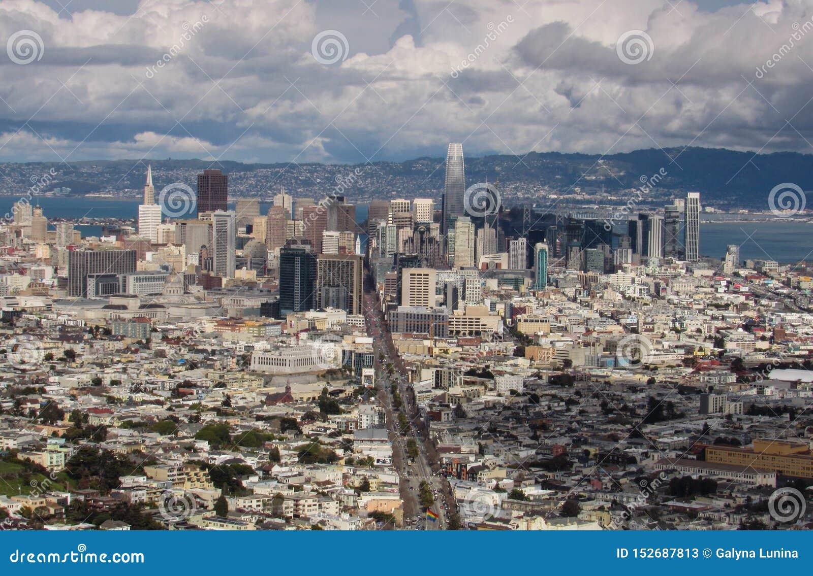 Panorama de San Francisco