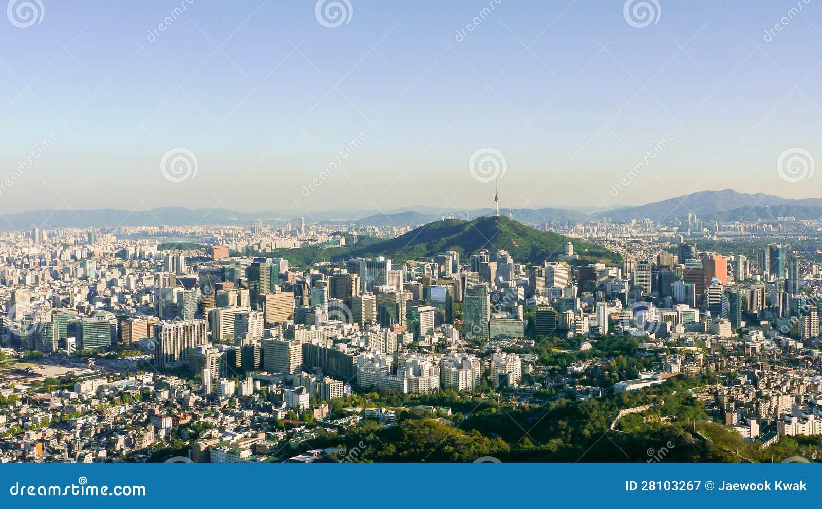 Panorama de Seul