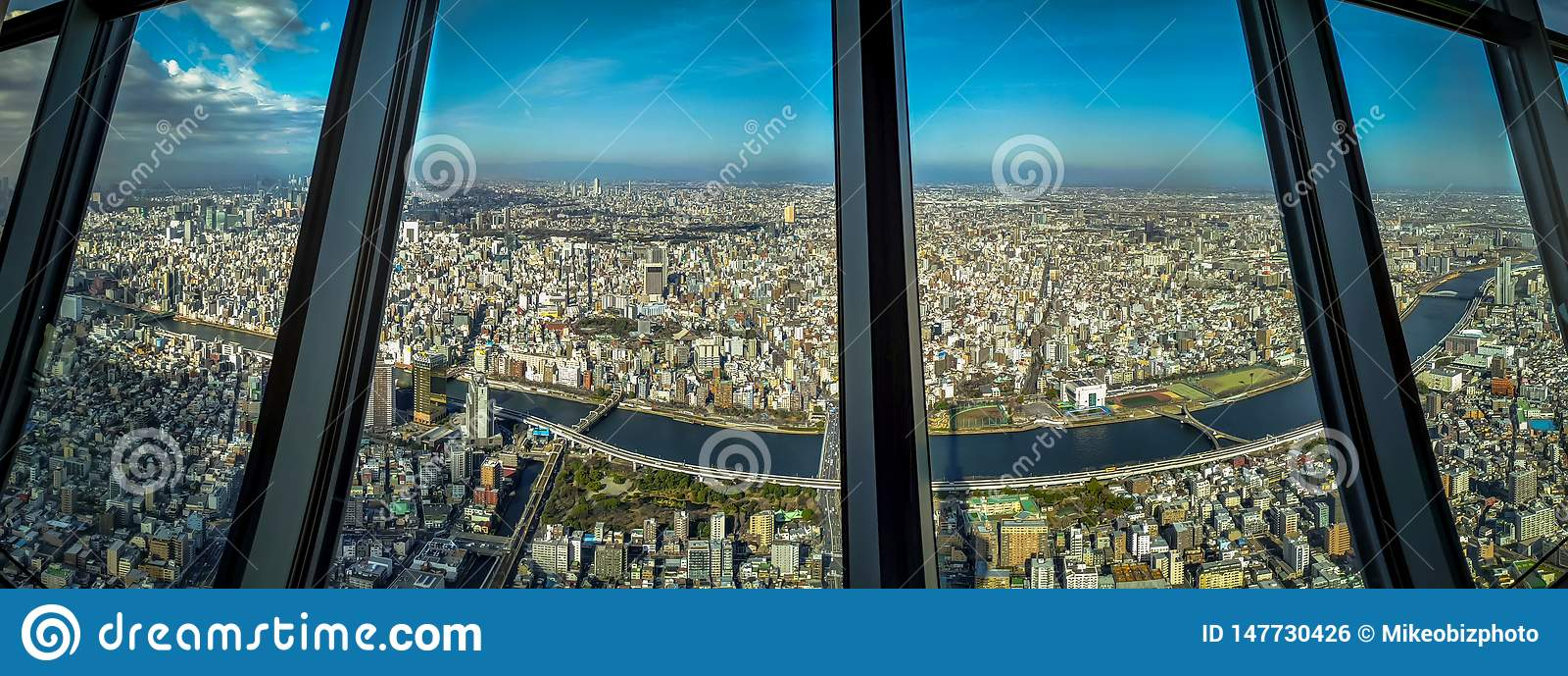 Panorama de Tokyo