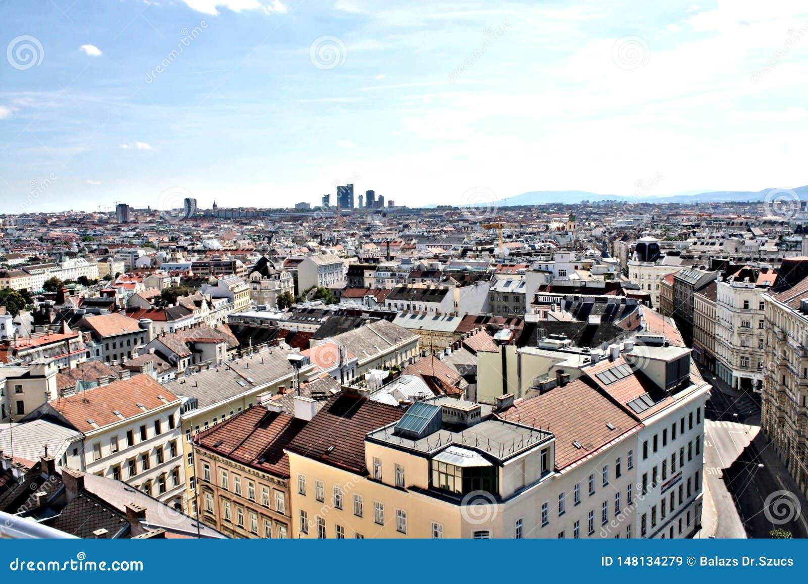 Panorama de Wien